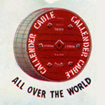 Callender Cable - All Over the World