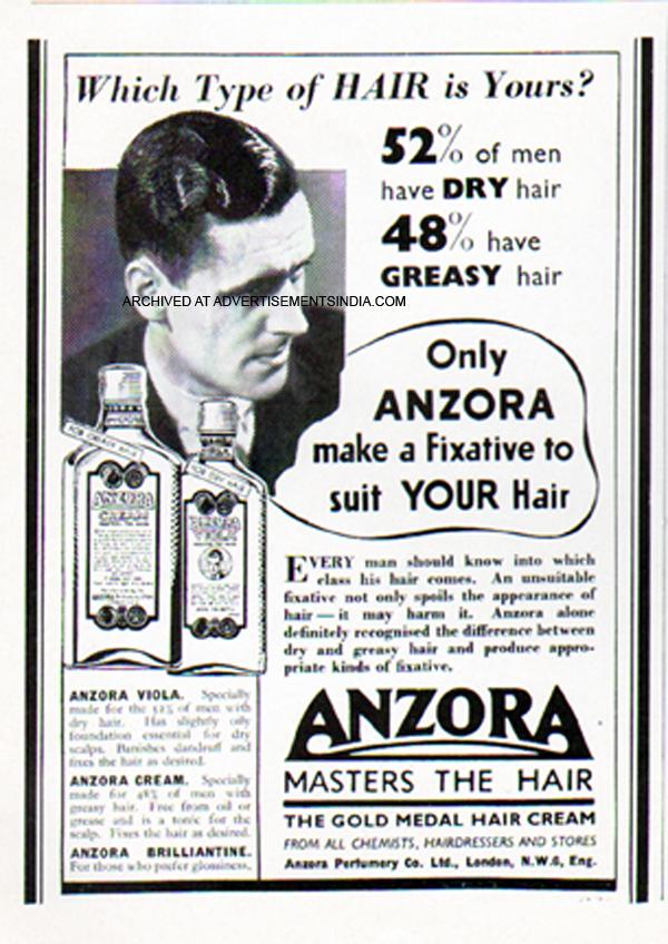 Anzora Advertisements India